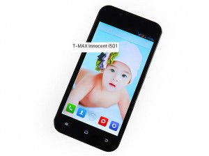 ราคาT-MAX Innocent i501 สมาร์ทโฟน 2 ซิม จอ IPS 5 นิ้ว