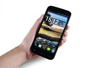 i-mobile IQ 6.8 DTV กล้องหน้า 8 ล้านพิกเซล มีไฟแฟลช LED ราคา 7,990 บาทจอ 5.5 นิ้ว พร้อมรองรับสัญญาณทีวีดิจิตอล