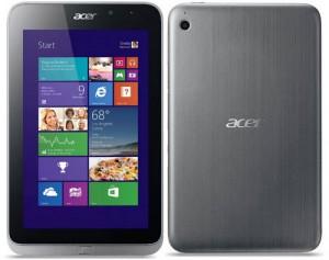 Acer Iconia W4 แท็บเล็ตจอ 8 นิ้ว IPS-LCD 16 ล้านสี