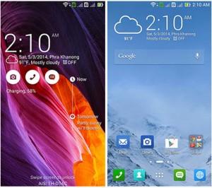 โทรศัพท์มือถือAsus Zenfone 6 ตัวแรงสำหรับนักท่องเว็บ