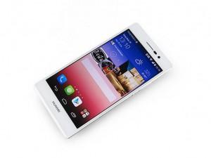 โทรศัพท์มือถือHuawei Ascend P7 Hisilicon Kirin 910T Quad-Core ความเร็ว 1.8 GHz