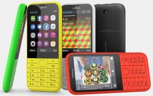 โทรศัพท์Nokia 225 Dual SIM แบตทนเน้นโทรนาน