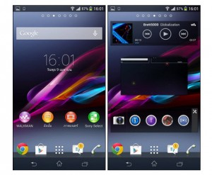 SONY Xperia Z1 new