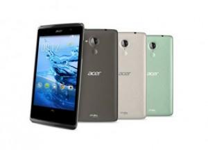 มือถือใหม่จากAcer  สำหรับคอเพลงไม่ควรพลาดกับรุ่น  Liquid Z500 2014