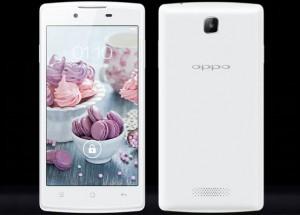 มือถือใหม่OPPO Neo 5 Qualcomm Snapdragon 400 Quad Core1.2 GHzราคา5,990 บาท