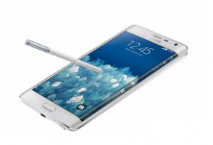 มือถือใหม่ Samsung Galaxy Note Edge 2014ในงานIFA