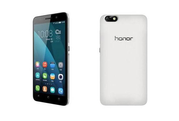 Huawei Honor 4X ุรุ่นล่าสุดของค่ายที่ปล่อยออกมาทำตลาด