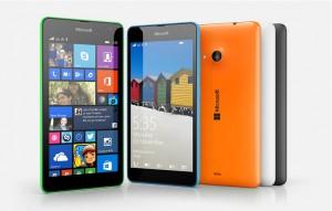 ราคาเปิดตัว Microsoft Lumia535 Dual SIM (ไมโครซอฟต์) มือถือสองซิม จอ 5 นิ้ว วินโดว์โฟน @ 4,490 บาท