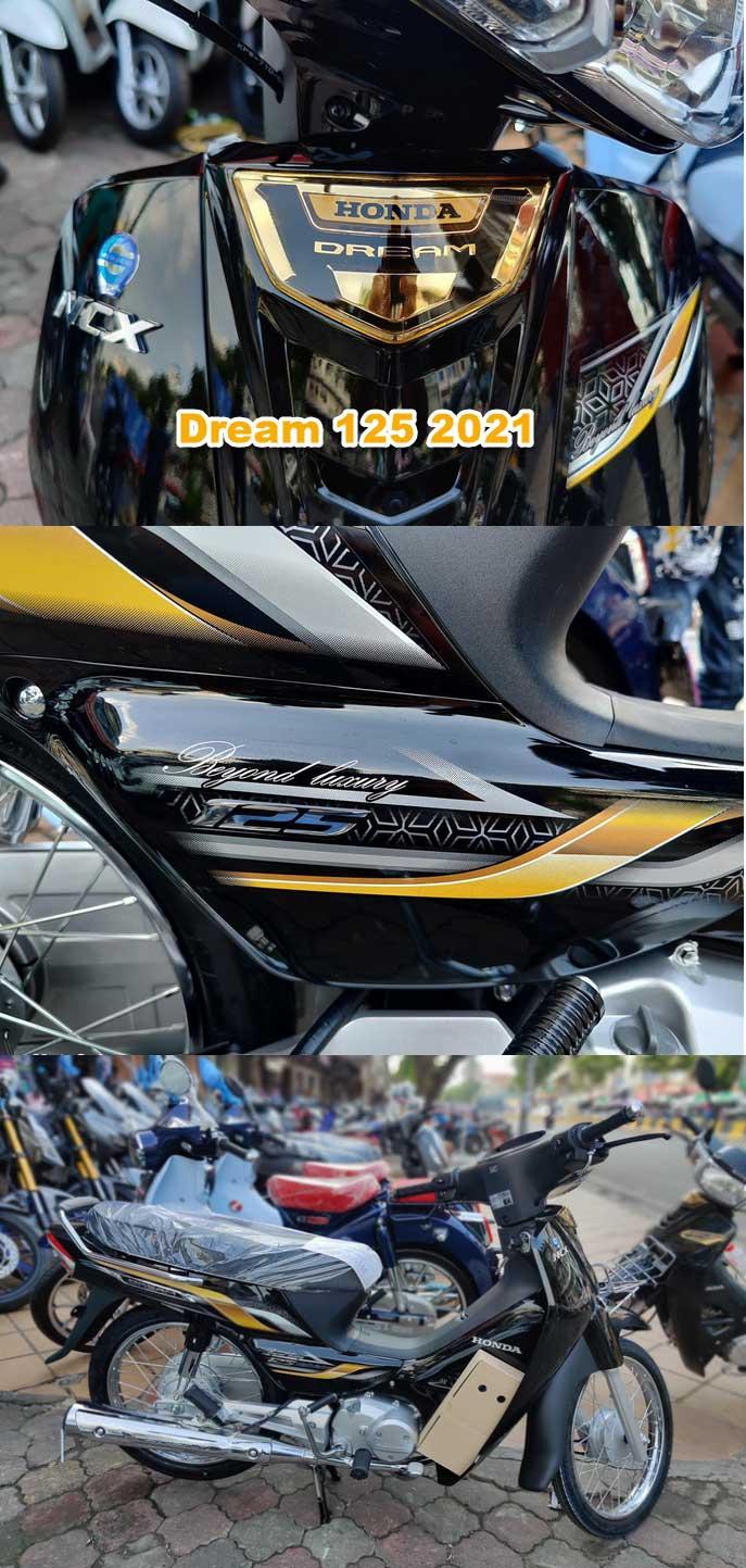 Honda-dream-125-2021