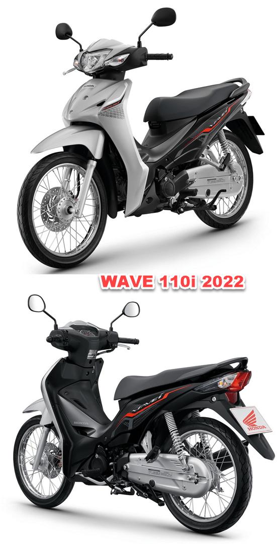 Wave 110i 2022